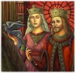 «Судьба Короля от рассвета до заката»  «Мужчина и женщина» (фрагмент